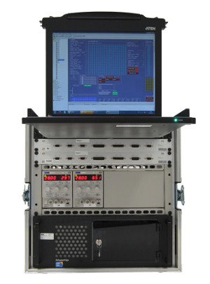 EGSE with Detachable/Remote Interface Unit